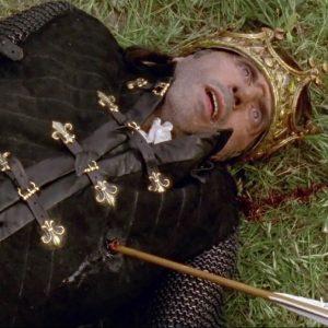Al Pacino's Richard III arming coat / Costume Designer Yvonne Blake