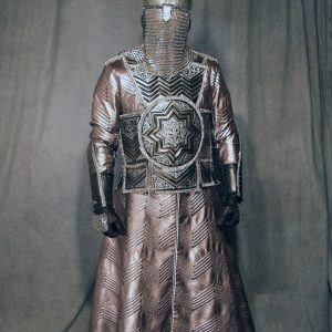 1 of 6,18th century Russian armours /  Costume Designer Marlene Stewart