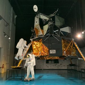 High Detail Apollo Lunar Module